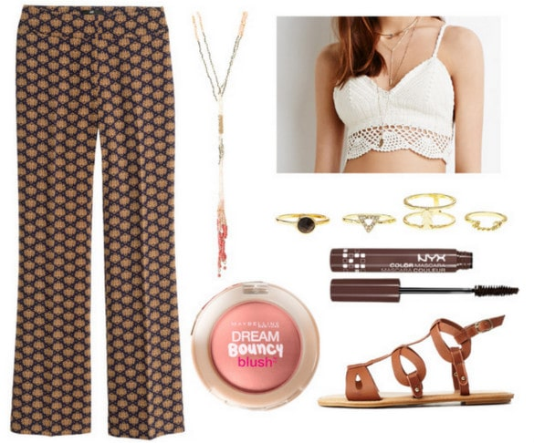 1970s Inspired Look 3