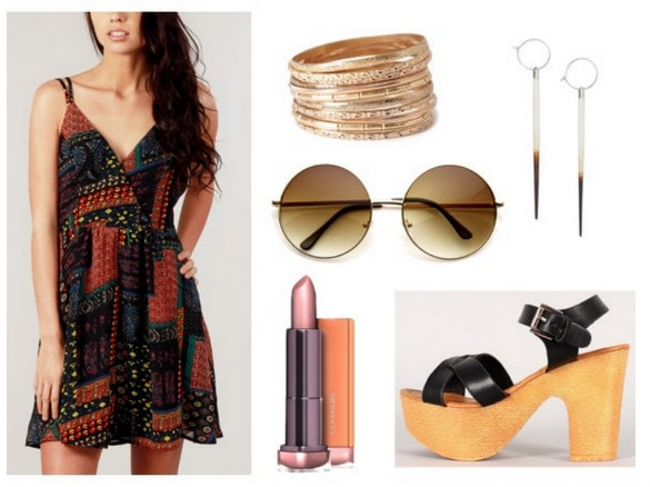 1970s Inspired Look 4