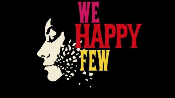 We Happy Few Logo - Updated