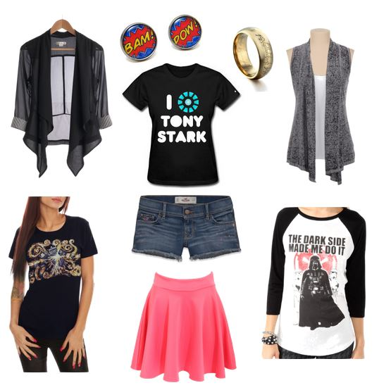 what to wear to comic-con