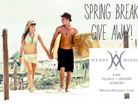 Wendy Mignot giveaway