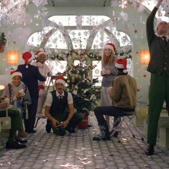 Wes Anderson H&M holiday short