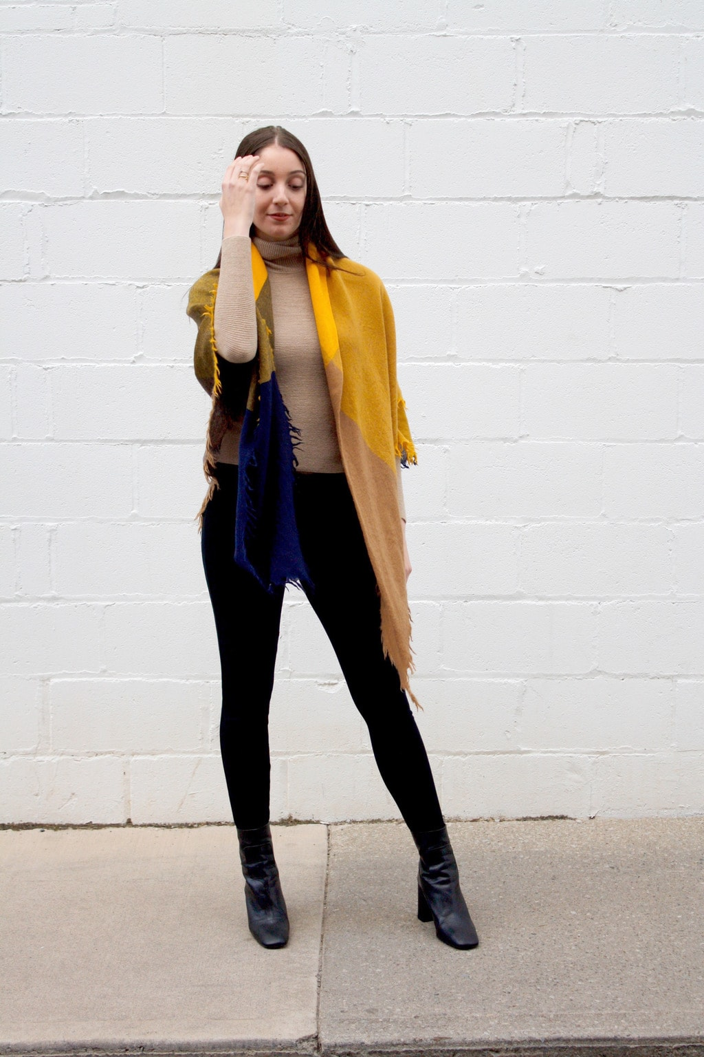 College student street style at Western University