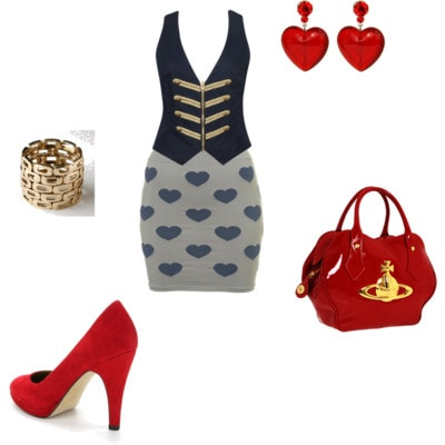 Vivienne Westwood outfit