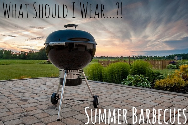 What should i wear to a barbecue