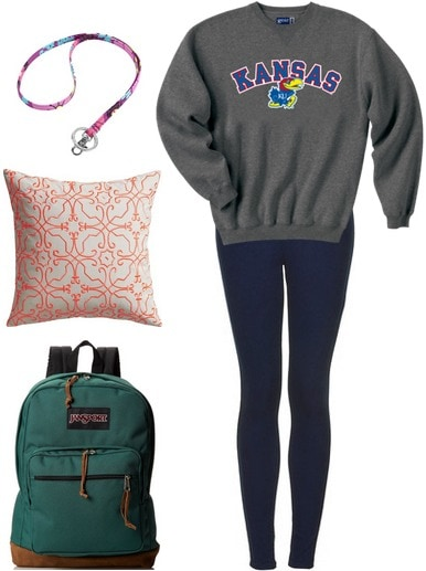 What to bring with you to college