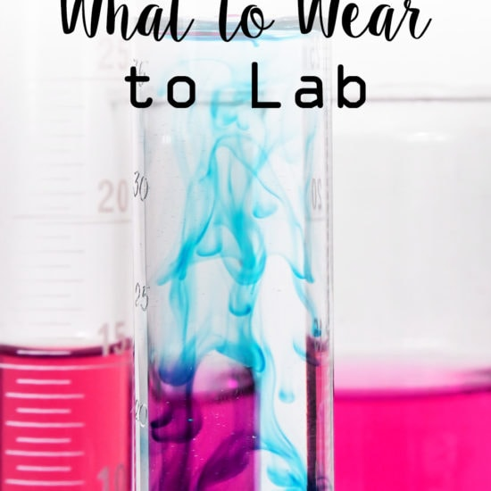 Geek Chic: What to wear to lab