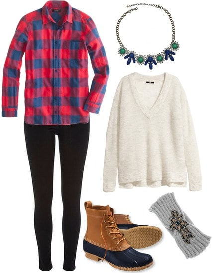 What to wear to winter orientation