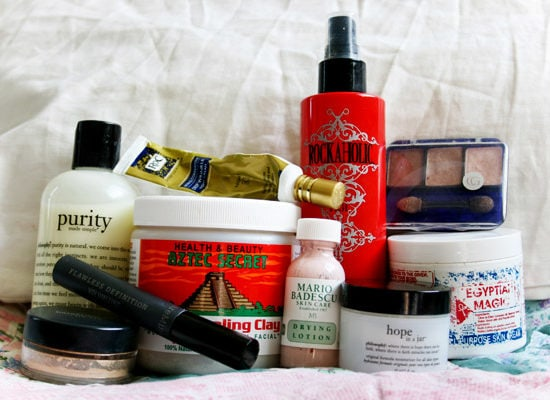 Whats In My Beauty Closet