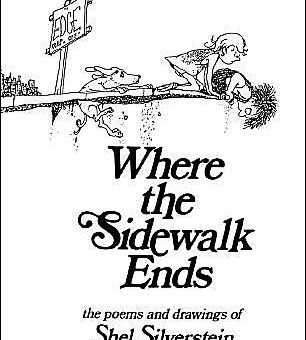 Where the Sidewalk Ends - Book Cover