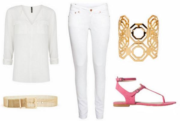 White-Jeans-White-Top