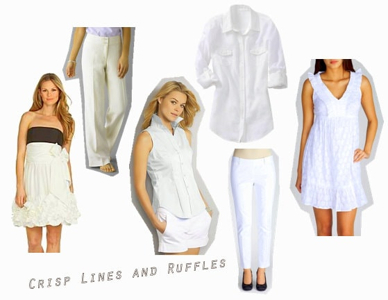 Classic White Clothing