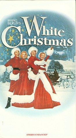 White Christmas movie poster