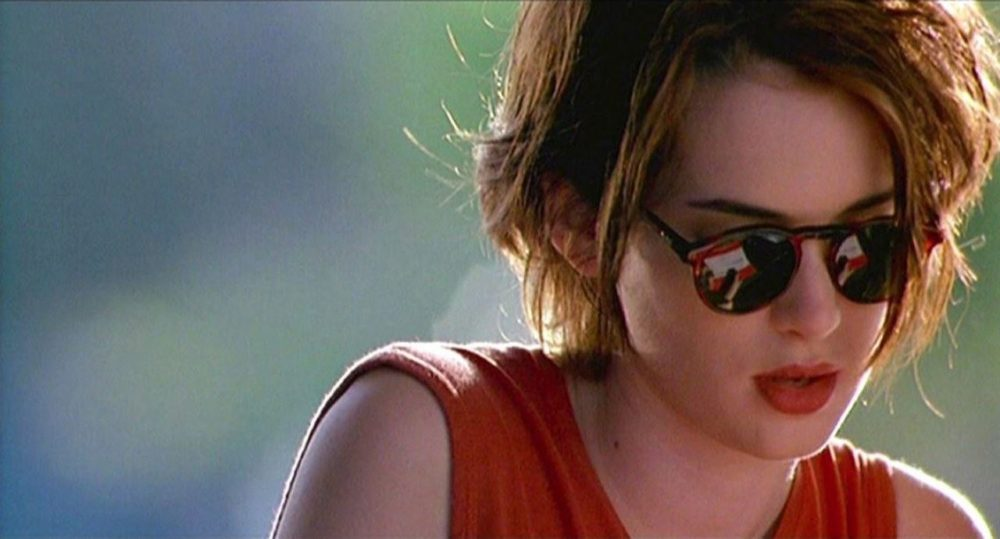 Winona Ryder in Reality Bites
