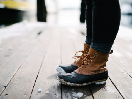 Cleaning out your closet for spring: Store your snow boots