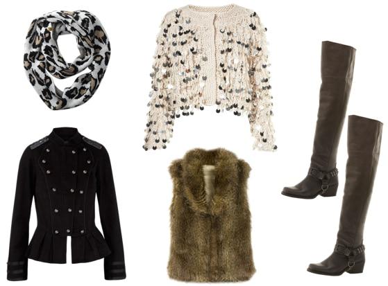 Winter 2009 Fashion Trends