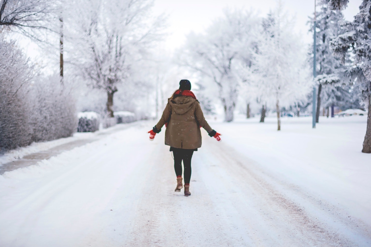 What to wear in winter weather