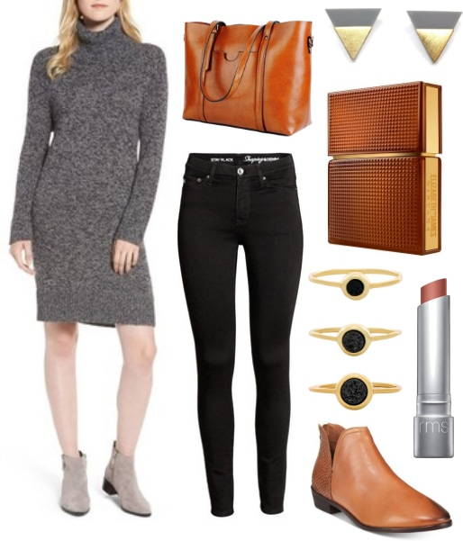 3 Winter Work Outfits For Dreary Days