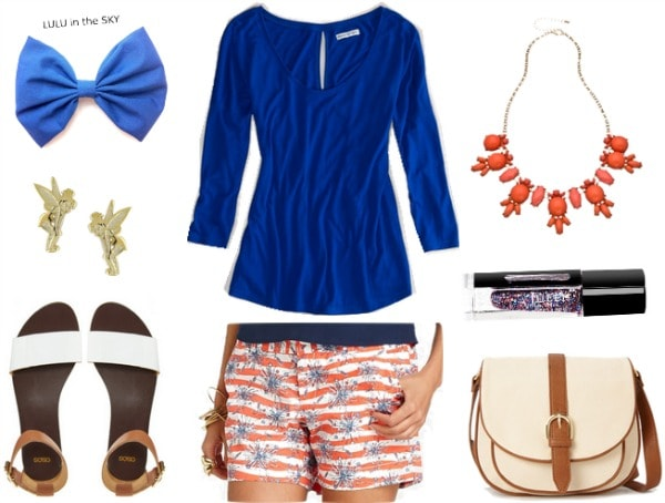 Walt Disney World Wishes Outfit 2