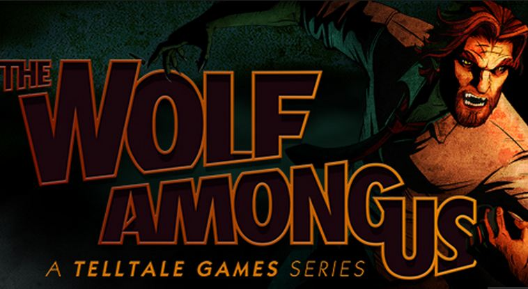 Wolf Among Us Game ART - Updated