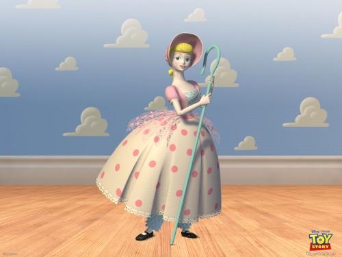 Bo Peep from Disney Pixar's Toy Story