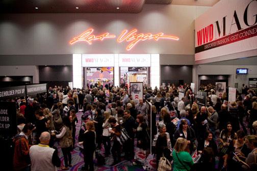 WWD MAGIC Tradeshow, February 2012