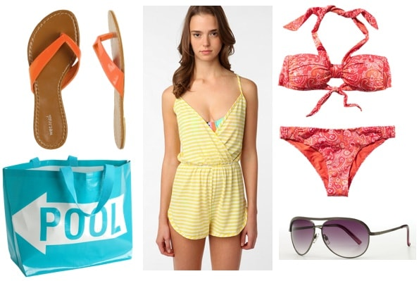 yellow-romper-beach-cover-up