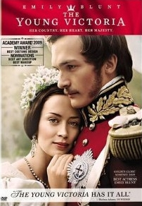 The Young Victoria Dvd Cover
