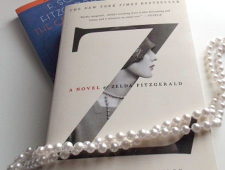 Z Fitzgerald novel