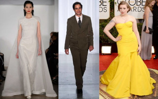 Zac posen gowns