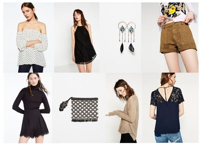 Zara Spring/Summer Collection