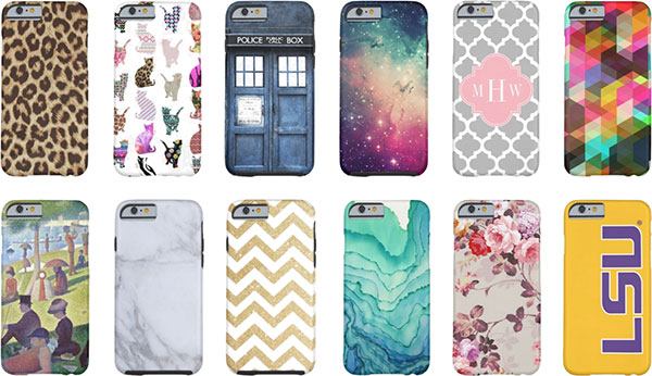 Zazzle iphone 6 cases