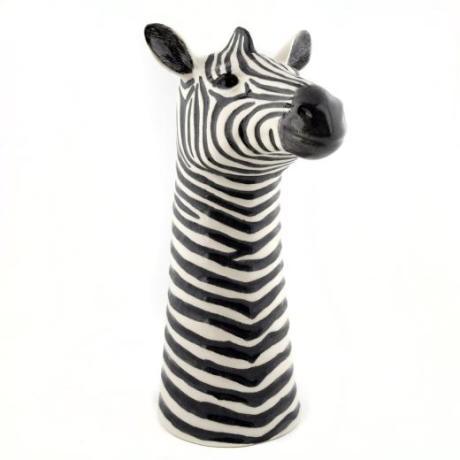 Quail Designs Zebra Vase