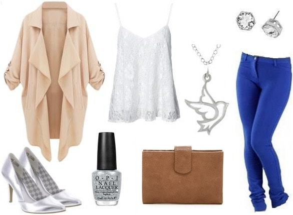 Zeta Phi Beta sorority outfit