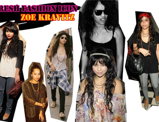 Zoe Kravitz - Fashion Icon
