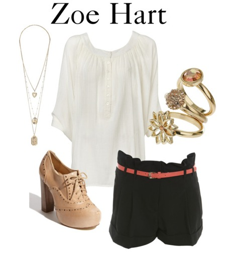Zoe Hart Fashion