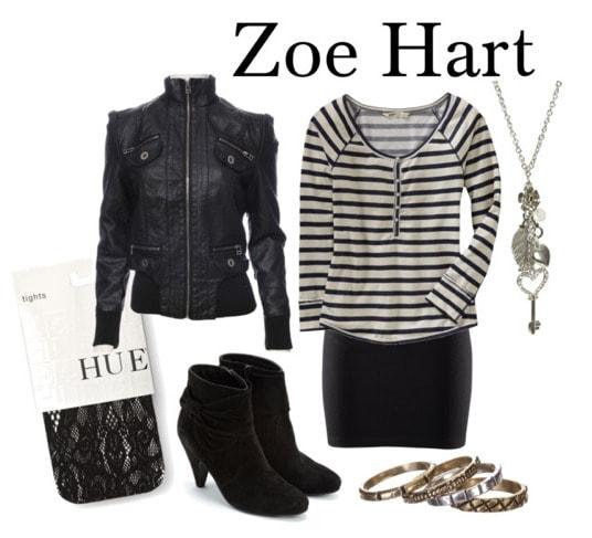 Zoe Hart Fashion 2