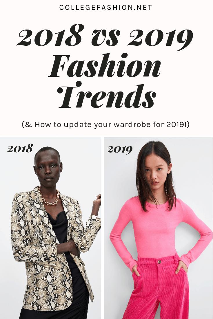 7 vs 7 Fashion Trends