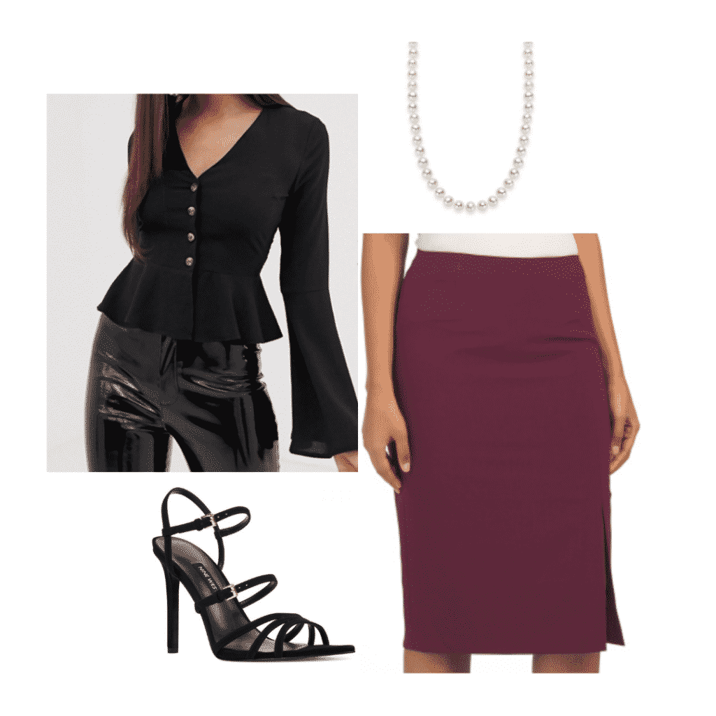 Veronica Lodge Semi-formal outfit