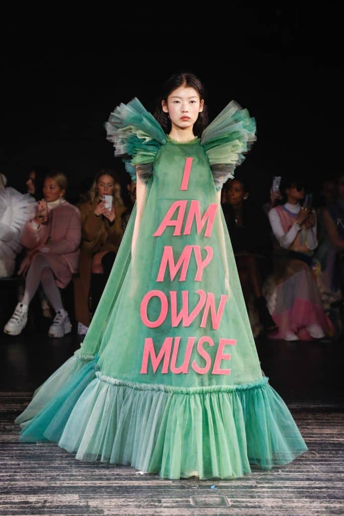 Viktor and Rolf #11 SS19