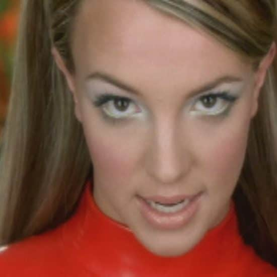 Britney Spears Oops I Did It Again video screenshot