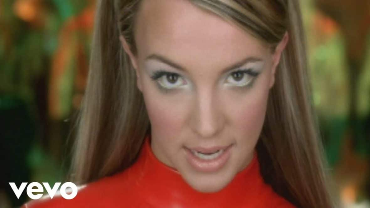 Britney Spears Oops I Did It Again video screenshot