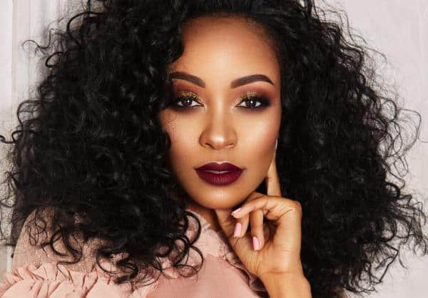 photo of beauty bakerie founder cashmere nicole