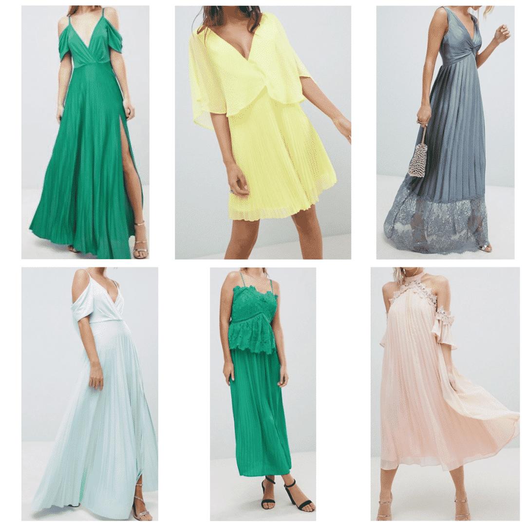 Pleated Dress: Green Dress, Blue Dress, Flutter Sleeve Dress, Lace Midi Dress, Lace Maxi Dress, Off The Shoulder Dress
