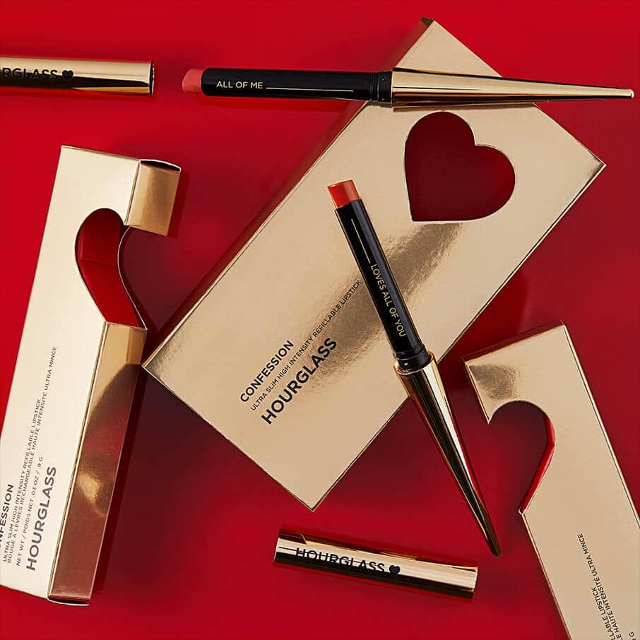 hourglass cosmetics valentine's day release