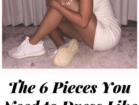 kylie jenner fashion - the 6 pieces you need to dress like Kylie Jenner