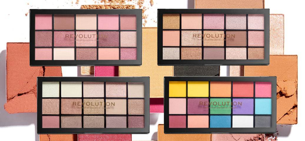 6 Makeup Revolution Products Under 10