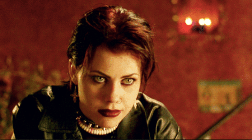 Nancy from the movie The Craft