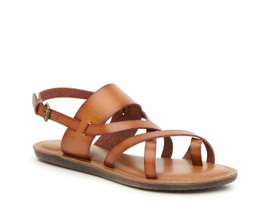 Classic shoes every girl should own - neutral sandals