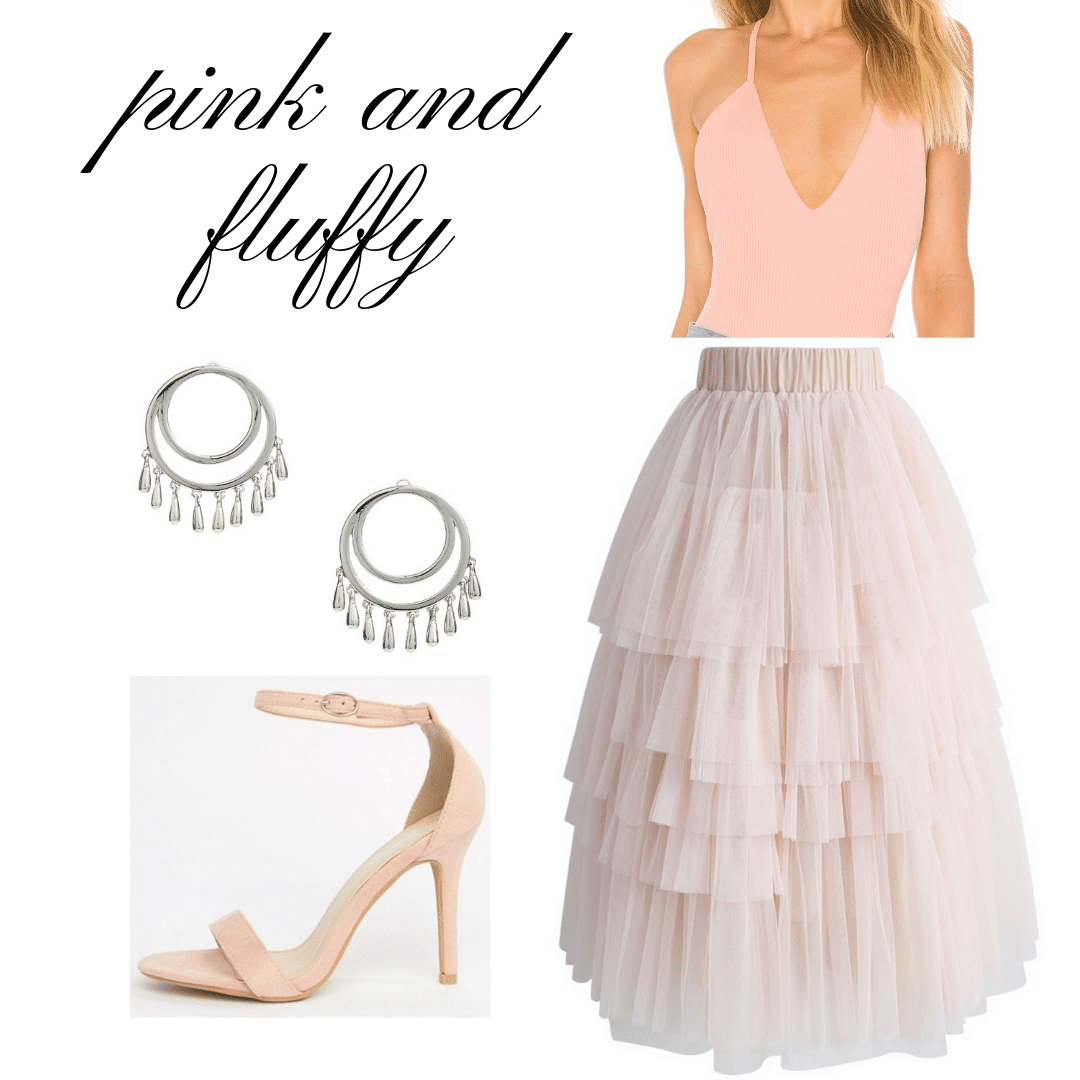 SJP 2000s style: Ballerina outfit